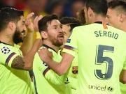 Glanzlos aber effektiv - Barcelona gewinnt in Manchester